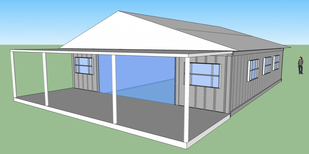 Garage Bedroom Layout
