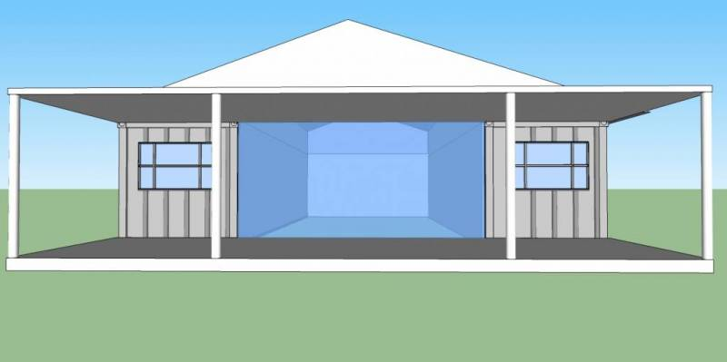 Shipping Container Home Designs 800 x 399