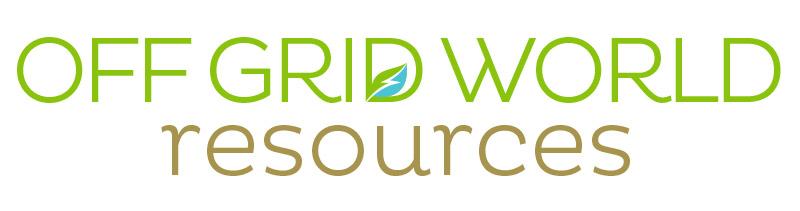 off grid world resources