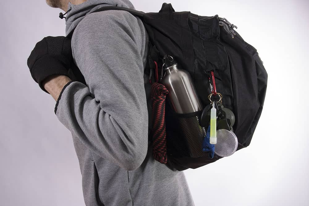 Bug out bag for emergencies
