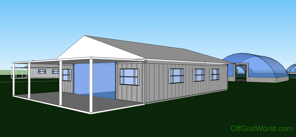 1280sqft 3BR 1BA Shipping Container Home for $25k - Off Grid ... on shipping container homes in florida, concrete home floor plans, modern home floor plans, garage homes floor plans, shipping container homes kits, shipping containers into homes, shipping container homes for cheap, shipping container cabin, storage container home plans, cargo container floor plans, shipping container homes hawaii, craftsman home floor plans, straw bale home floor plans, shed home floor plans, shipping container house, shipping container connectors, steel home floor plans, shipping container sizes,