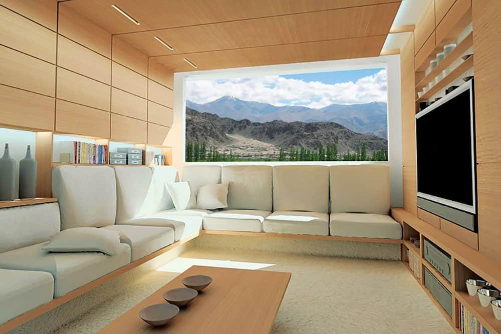 Zero House concept by Scott Specht