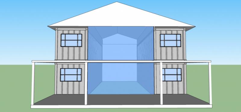 Conex container home plans joy studio design gallery for 5br house plans