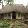 Farmer Builds Cozy Little Cob House for £150