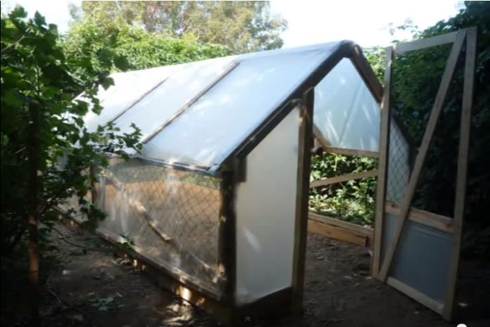cheap greenhouse