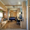 Amazing Tiny House on Wheels: Truck Converted Into Gorgeous Solar Powered Off Grid Home