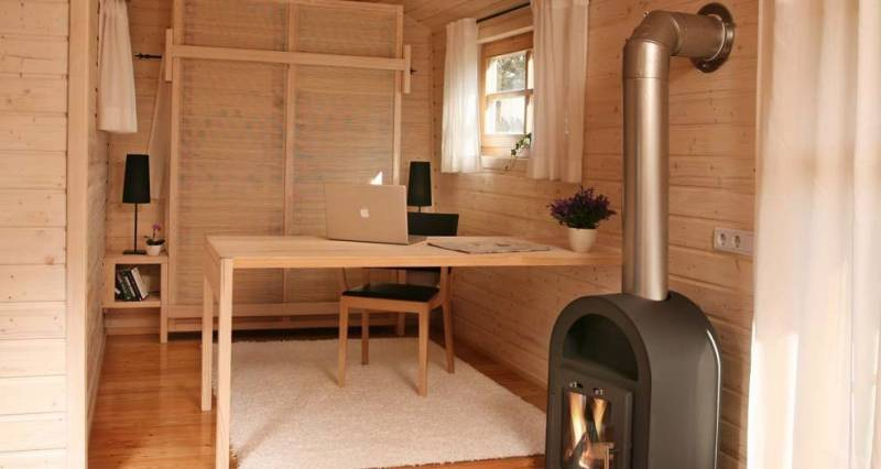 Tiny Home Designs: WOHLWAGEN: The Ultimate 300sqft Tiny House For €30k