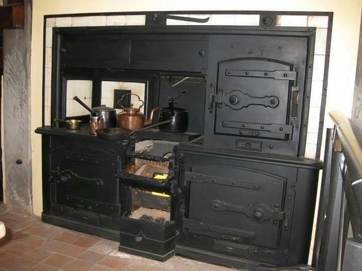 Off Grid Oven ~ Victorian yorkshire range