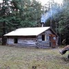 Low Cost Off Grid Solar System for a Cute Little Log Cabin in Minnesota