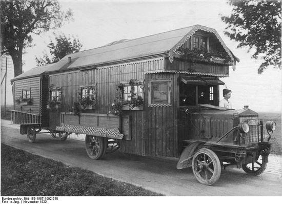 1922 Motorhome