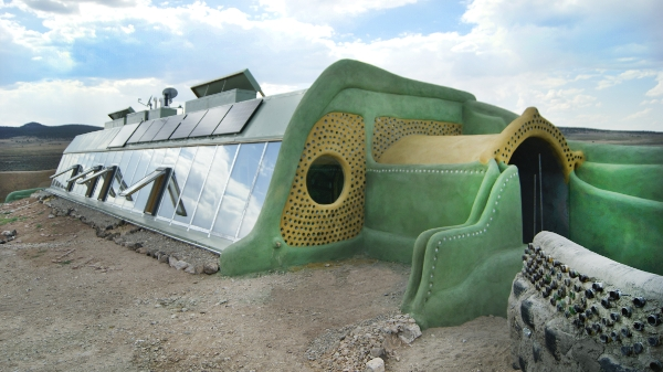Earthships of Taos
