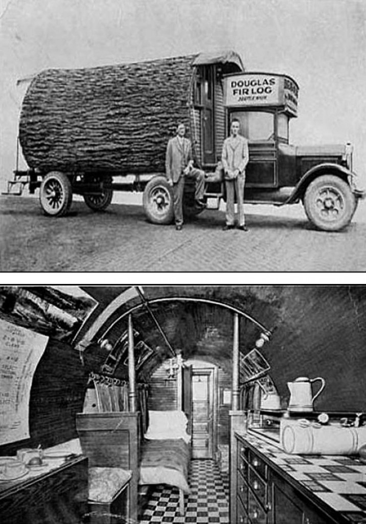Hollow Log RV