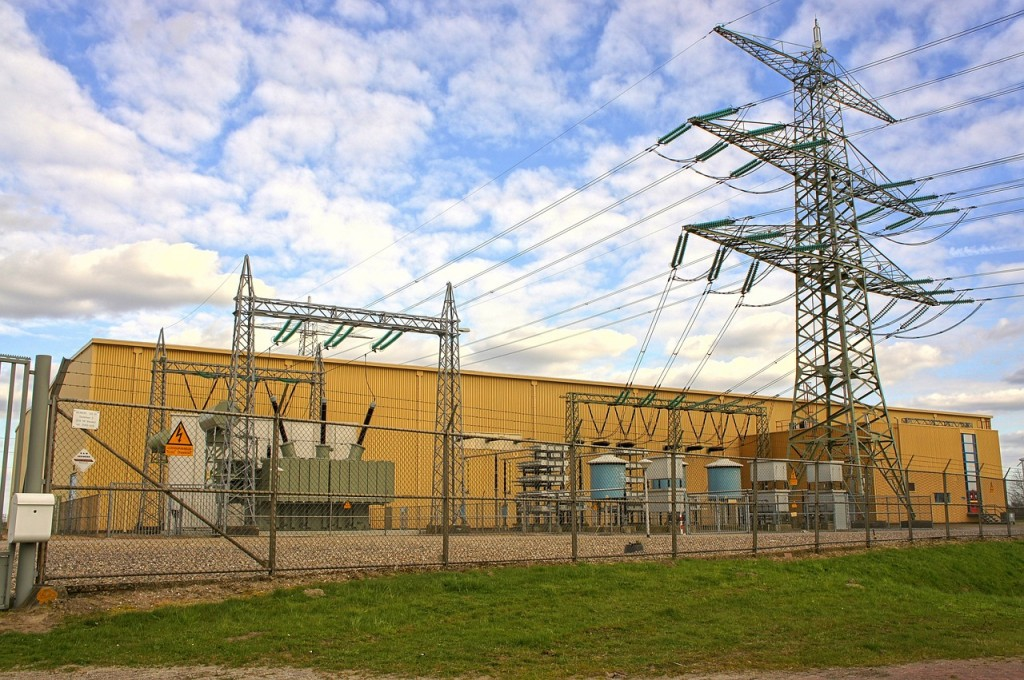 electric station