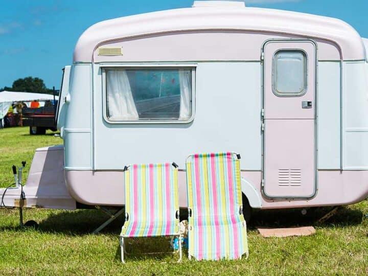 13 Spectacular Retro Campers, RVs, Motorhomes, & Crazy Conversions