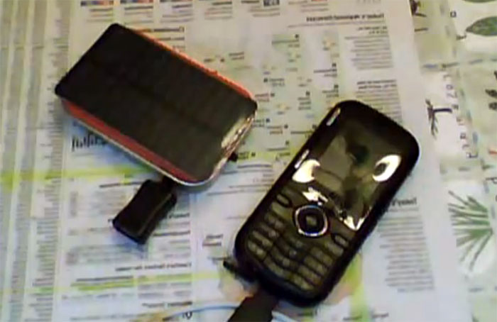 DIY-solar-phone-charger