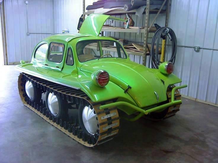 Bug Out Bug Tank