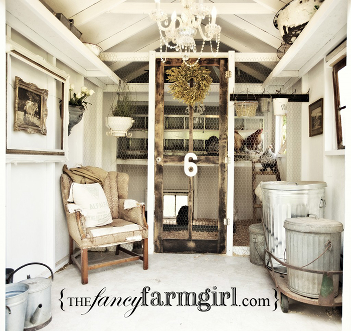 16 Ridiculously Adorable Chicken Coops | Off Grid World