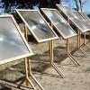 Build a Fresnel Lens Solar Cooker for Free
