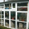 Build a Greenhouse From Old Windows for $300