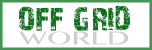 Off Grid World All about living off the grid, sustainable living, homesteading, prepping, survival, solar power, wind power, renewable energy, permaculture, hydroponics, recycling, DIY projects, and natural building.