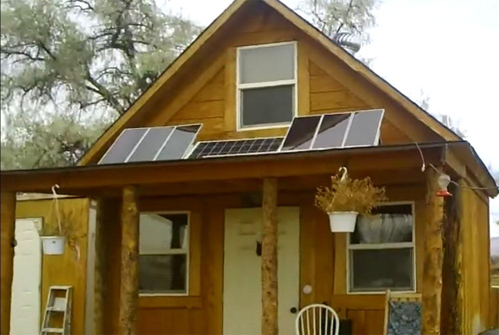 solar cabin