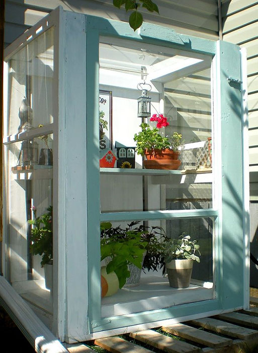 This Barn Style Greenhouse By Ana White Was Built Quickly And Has Tons Of  Space Inside. She Provides The Full Plans And Excellent Instructions Here.
