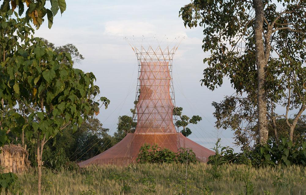 Warka Tower