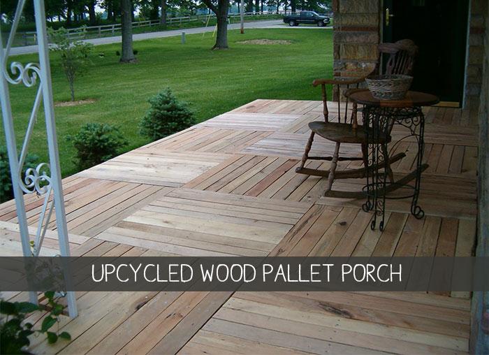 pallet-porch