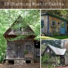 20 Exquisitely Charming Rustic Cabins