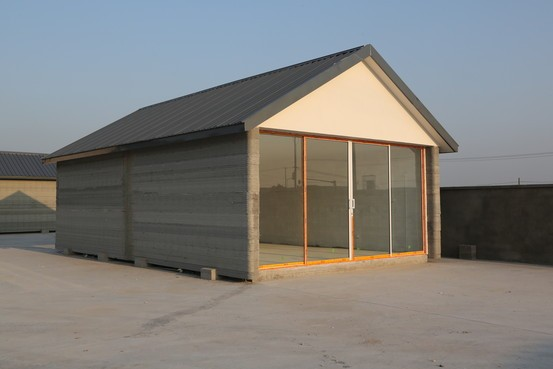 10 Houses Printed in 24 Hours – 3D Printed Concrete Homes