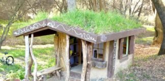 cob playhouse