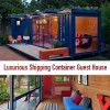 Luxurious Shipping Container Guest House