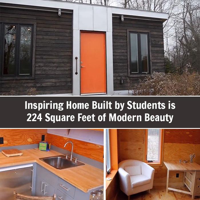 Modern Tiny Housefeat