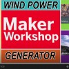 Turn ANY Motor In to A Wind Generator