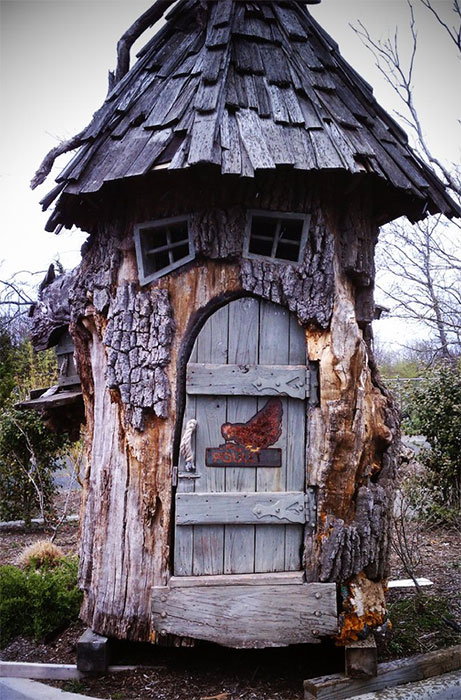 20 Adorable Chicken Coops Off Grid World