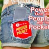 Power From The People And The Pocket!