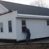 80 People Move A House by Hand!