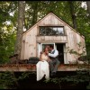 Romantic Tiny House Built by Couple for $4000