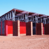100% Off Grid Solar Powered School Built From Shipping Containers in Malawi