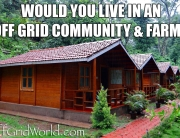 off grid community and farm