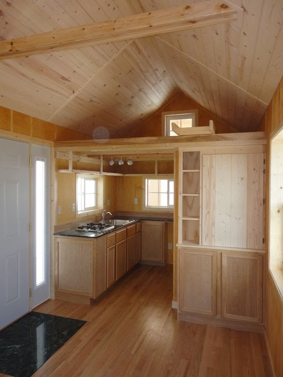 gorgeous little 200sqft cabin built by father son off grid world. Black Bedroom Furniture Sets. Home Design Ideas