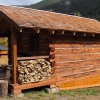How To Build A Square Log Cabin