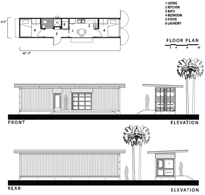 Things You Must Consider When Designing A Container House: 10 Prefab Shipping Container Homes From $24k