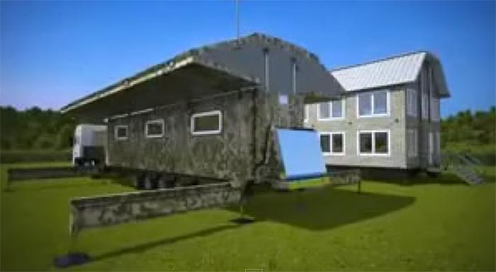 Amazing expandable 39 folding 39 shipping container homes off grid world - Amazing shipping container homes ...