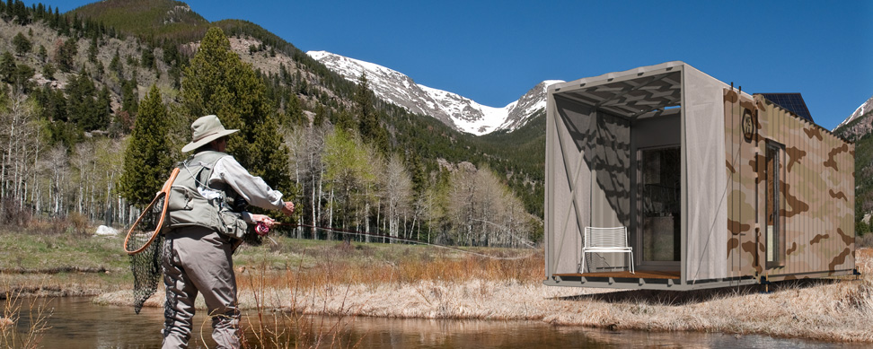 Shipping Container Cabin 10 prefab shipping container homes from $24k - off grid world