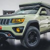 Jeep Grand Cherokee Overlander Concept is Perfect Off-Grid Vehicle