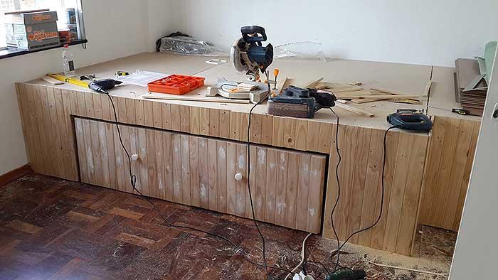 bedroom office remodel makeover
