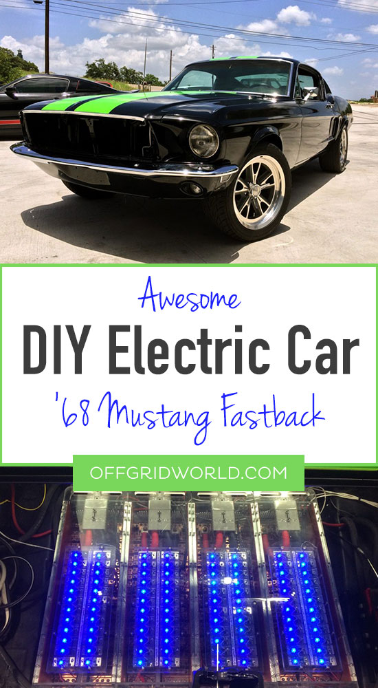 DIY electric car