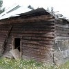 216 Year Old Log Cabin Built by Russian Fur Traders Being Restored in Oregon