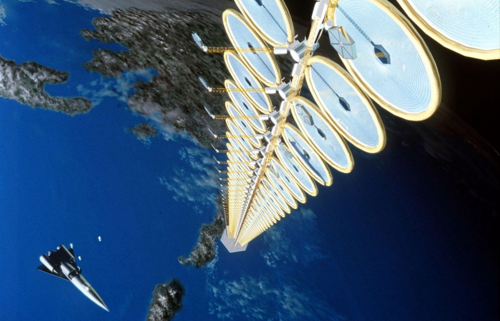 Wireless Electricity: Japan to Beam Solar Energy From Space
